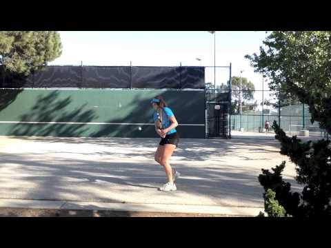Lina in LA 23 - Tennis, Quality Time mit den Girls, Mondrian Hotel, Koffer packen für Deutschland