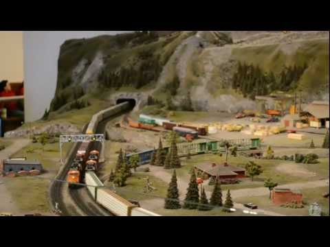 Chicago Museum of Science and Industry Model Trains