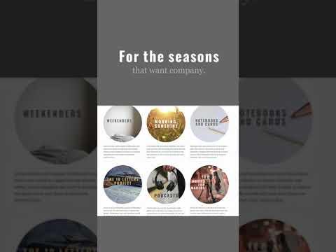 Jen Lee Productions: New Website Design