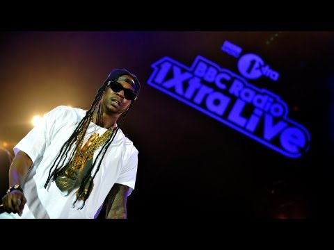 2 Chainz - Feds Watching (at 1Xtra Live 2013)
