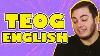 TEOG İngilizce Sorularını Çözdük