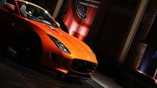 Jaguar F-TYPE & Range Rover Sport 連抉登台