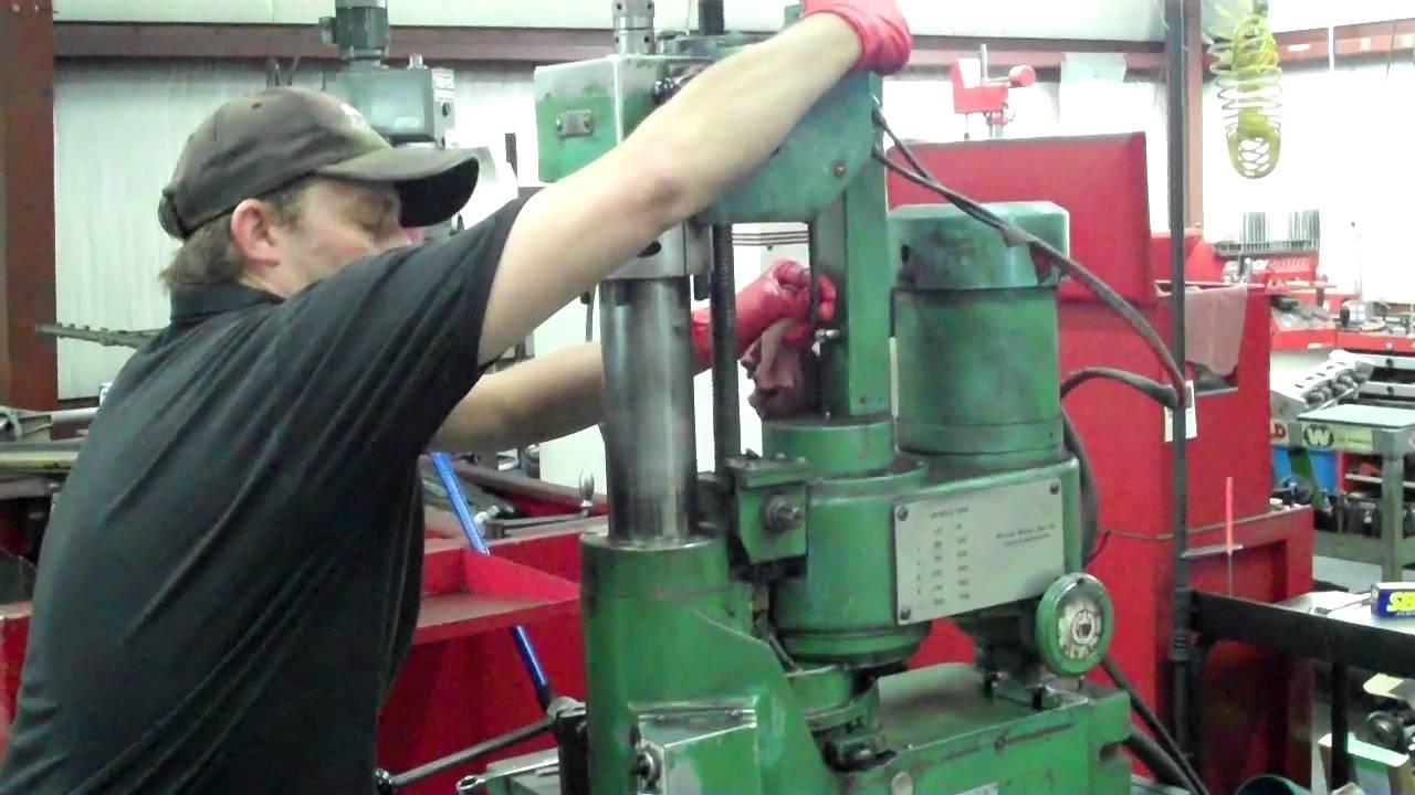 cleggs machine shop