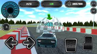 Police Drift Car Racer: Cop Car Driving Simulator - Gameplay Android game - police car racing