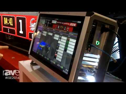 ISE 2016: Daite Presents Goal Sport Playout Software