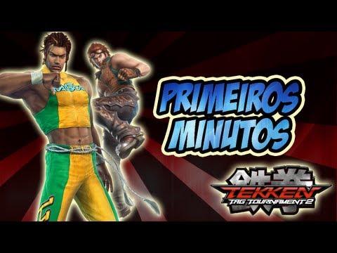 Dia de Jogo Novo Tekken Tag Tournament 2 Eddy Dublado BR