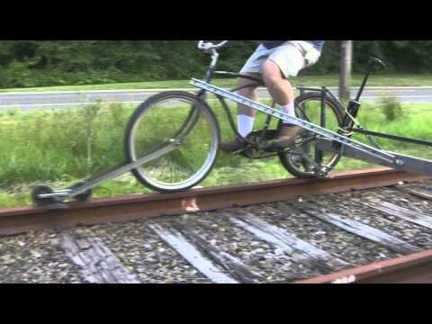 Rail Biking, Spring 2010