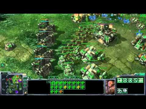 Moondolf s03e13: неравный бой - [Starcraft II]