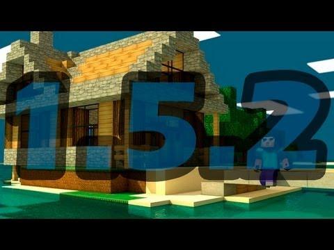 Como actualizar a Minecraft 1.5.2!! Nueva actualizacion!! - HD