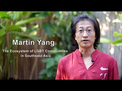 The Ecosystem of LGBT Communities in Southeast Asia -- Full Presentation