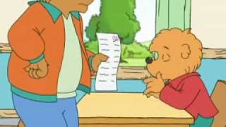 The Berenstain Bears - Trouble At School (1-2)