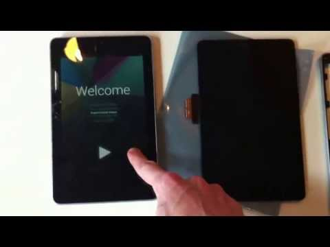Google Nexus 7 Screen Repair (what you'll need) - Digitizer LCD Replacement ASUS Android N7 Tablet