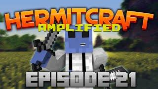 Hermitcraft: FISHY IS MISSING! Ep. 21 (Hermitcraft Vanilla Amplified)