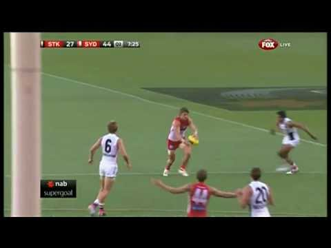 Rampe-ing Up - AFL - Smashpipe Sports Video