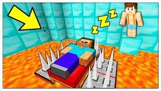 COME TROLLARE GLI AMICI CHE DORMONO! - Minecraft ITA