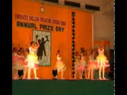 Awara Bhavre..dance By Gr.5 Students Eess Dubai video
