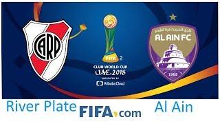 River Plate vs. Al Ain | 2018 FIFA Club World Cup | PES 2019