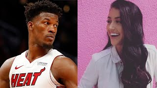 IG Model REVEALS How Jimmy Butler Flew Her Out To Miami But Would NOT Let Her Stay In His Mansion!
