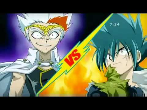 Beyblade Metal Fusion Episode 46 Part 1 video