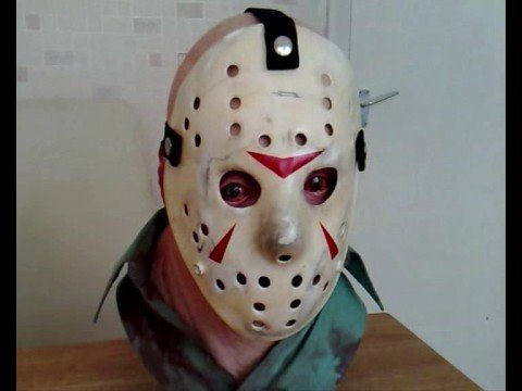 part 3 jason masks