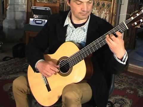 John Williams - Estudio 5 - Fernando Sor Op 35 No 22