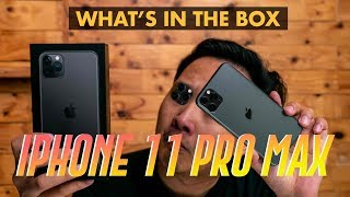 iPhone 11 Pro Max in-depth hands on & unboxing