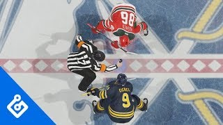 NHL 20 Full Game (Beta Gameplay) - Devils vs. Sabres