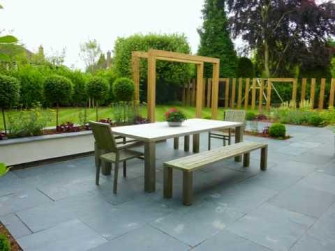 Rear Garden Ideas. Perfect Rear Garden Solution Ideas With Mixed ...