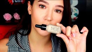 NEW!  тон  Nyx Total Control Drop Foundation Тест-драйв