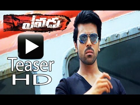 Yevadu Official Teaser Full HD – First Look – Ram Charan, Shruthi Hassan, Amy Jackson