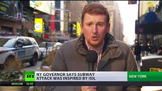 Terror attempt in NY: Police confirm Manhattan attacker influenced by ISIS