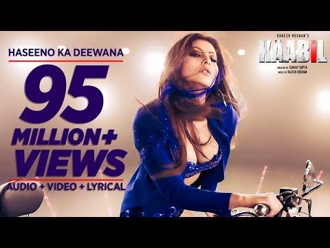 Haseeno Ka Deewana Video Song | Kaabil | Hrithik Roshan, Urvashi Rautela | Raftaar & Payal Dev thumbnail