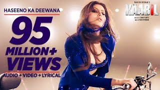 Haseeno Ka Deewana Video Song HD Kaabil | Hrithik Roshan, Urvashi Rautela, Raftaar & Payal Dev