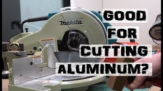 BOLTR: Makita Mitre Saw | Aluminum Cuts