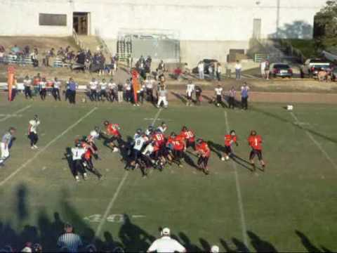 Highlights: October 31, 2009 TMI vs San Marcos Baptist Academy