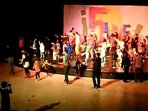 Chocolate Dance! I5live - Holliday Village In Turkey video
