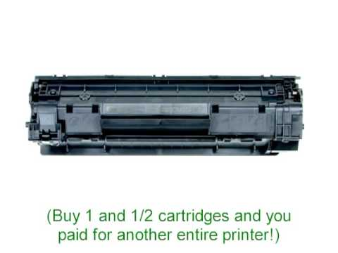 P1005 Toner Cartridge Refill HP Hewlett Packard