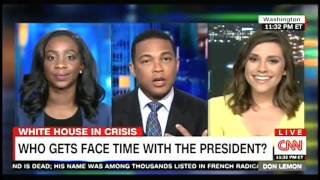 Tara Palmeri on CNN Tonight with Don Lemon talk about Trump