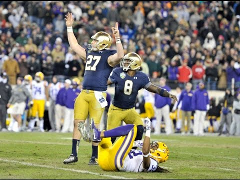score of the notre dame football game football season schedule