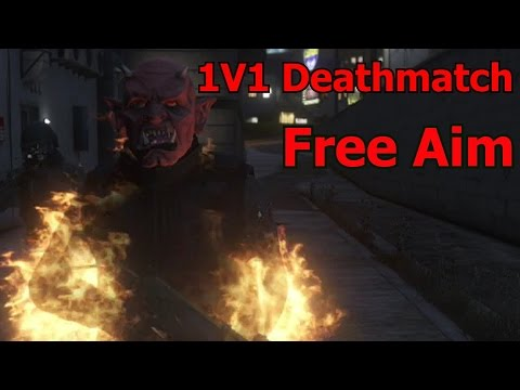 gta 5 online free aim 1v1 deathmatch ( dm tdm) ar only