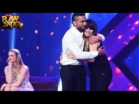 India's Raw Star 31st August 2014 Episode 2 | Yo Yo Honey Singh's Romantic Dance With His Wife video
