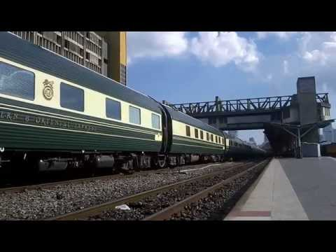 [SRT] GEA4533 – E&O Express 937 Bangkok – Phimai – Vientiane