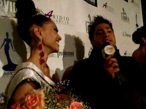 www.Duricimo Entrevista  Miss Rep. Dom. US 09