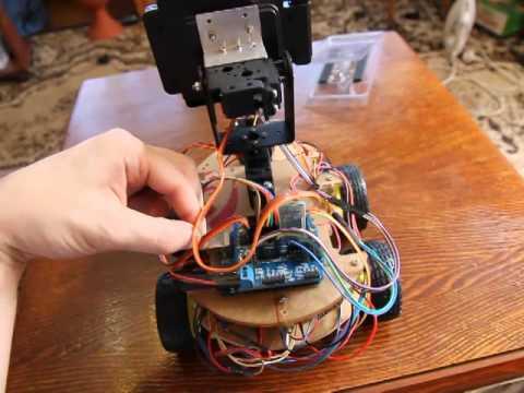 Как сделать своего робота в ютубе 632