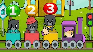Kids Learn Fruit, Shape, Numbers Games For Kids - Best Apps For Toddlers Preschool