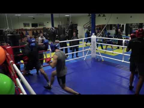 Repeat тренировки по боксу с лилией дурневой