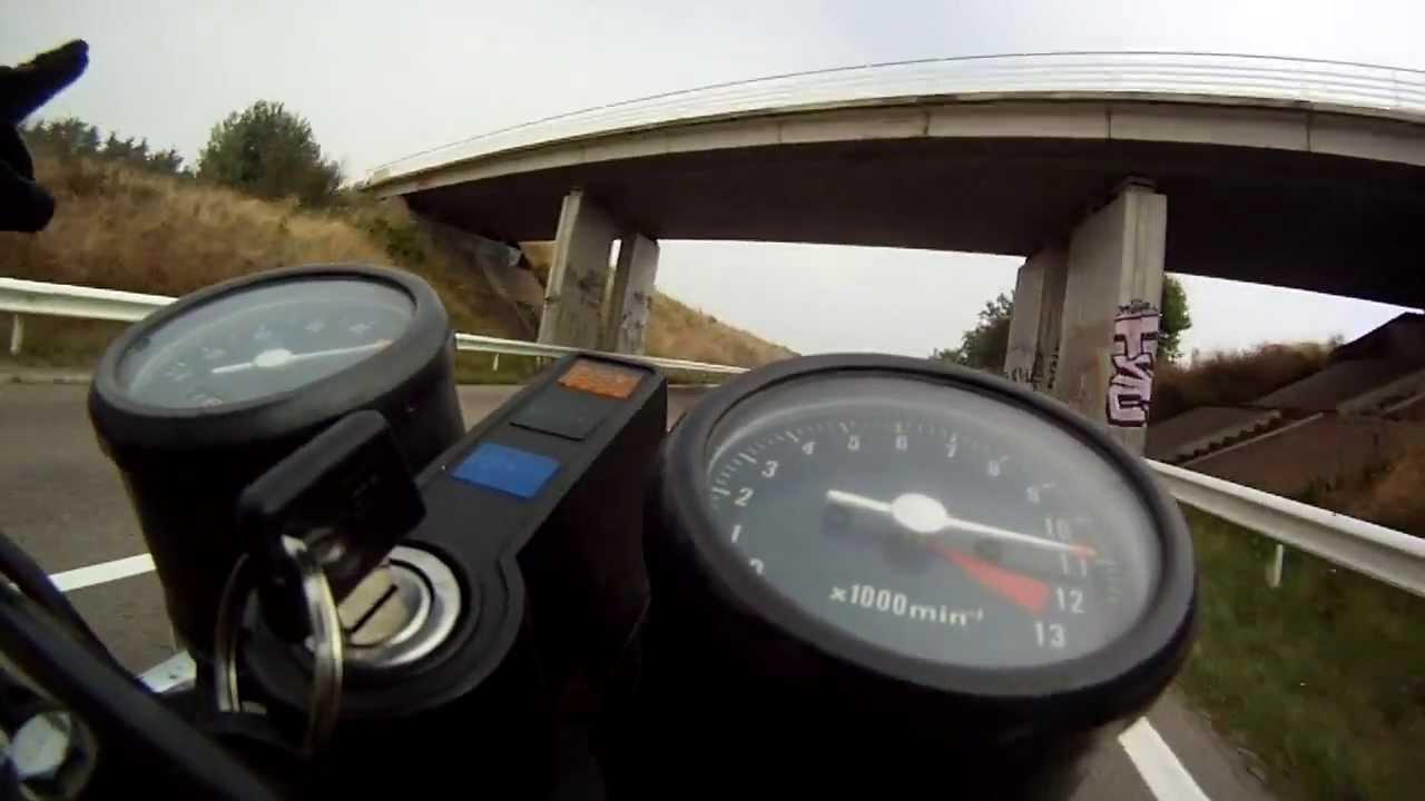 Honda Cb 125 Twin Ii Youtube