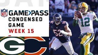 Packers vs. Bears | Week 15  NFL Game Pass Condensed Game of the Week