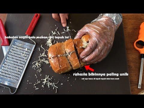 MAKAN INI NAGIH !! ENAK KARENA DI TEPUK - TEPUK DULU | INDONESIA STREET FOOD #428