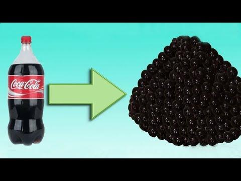 Как сделать черную икру из КОКА-КОЛЫ. Простой Недорогой рецепт из Coca-Cola